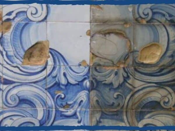 restauro azulejo