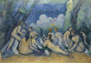 Paul Cézanne As banhistas