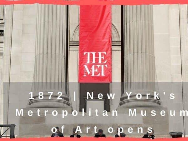 The Met capa