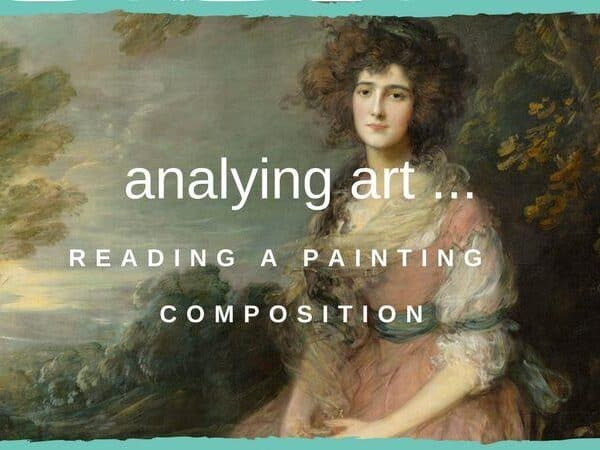 Read painting