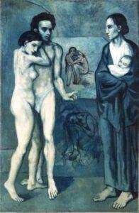 Pablo Picasso A vida