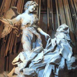 ÊXtase de Santa Teresa Bernini
