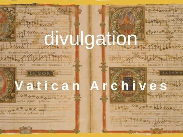 vatican archives capa