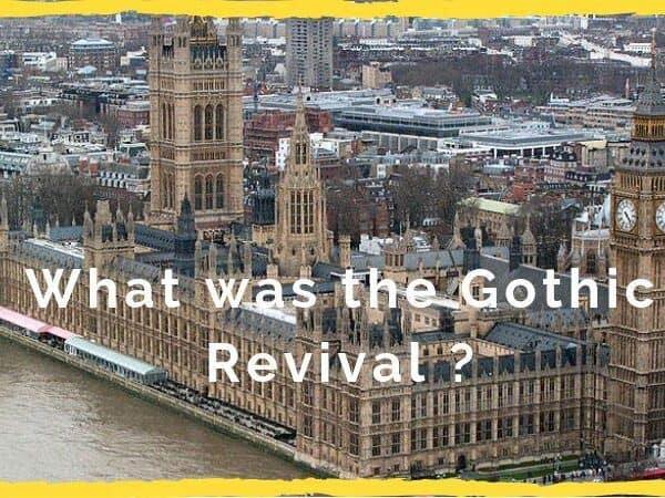 Gothic Revival capa