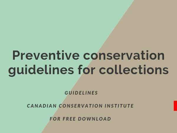 conserve collections