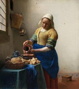 A leiteira Vermeer | the milkmaid