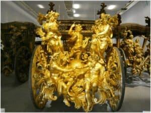 Museu Nacional dos coches horse carriages 2
