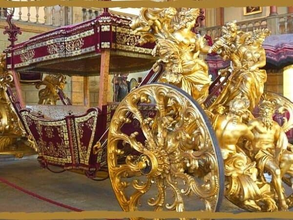 Get to know theThe National Carriages Museum , in Lisbon. In my opinion one of the top museums in Lisbon