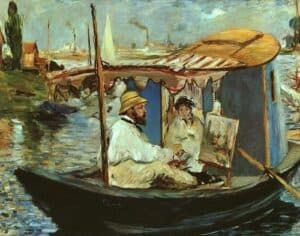 Manet - Monet