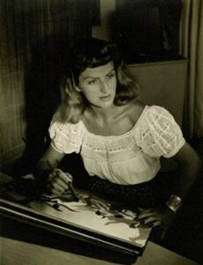 Mary Blair portrait