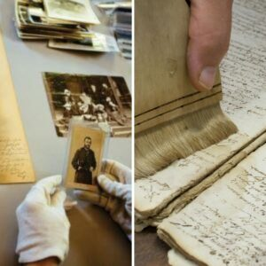 Photo and Books Conservation